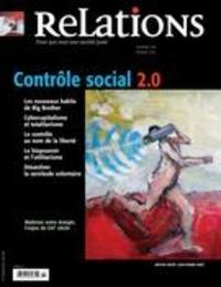 Jean-Claude Ravet et Catherine Caron - Relations. No. 776, Janvier-Février 2015 - Contrôle social 2.0.