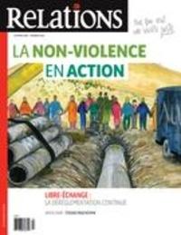 Jean-Claude Ravet et Catherine Caron - Relations  : Relations. No. 806, Janvier-Février 2020 - La non-violence en action.