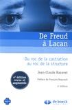 Jean-Claude Razavet - De Freud à Lacan - Du roc de la castration au roc de la structure.