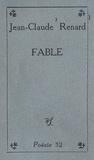 Jean-Claude Renard - Fable.