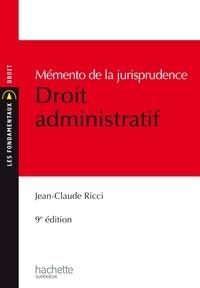 Jean-Claude Ricci - Contentieux administratif 3e édition.