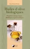 Jean-Claude Rodet - Huiles d'olive biologiques - Propriétés thérapeutiques, diététiques et gastronomiques.