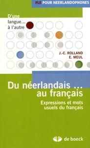 Histoiresdenlire.be Du néerlandais... au français - Expressions et mots usuels du français Image