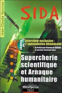 Histoiresdenlire.be Sida - Supercherie scientifique et arnaque humanitaire Image