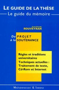 Jean-Claude Rouveyran - .
