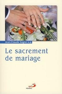 Histoiresdenlire.be Le sacrement de mariage - Tome 2, La mystique nuptiale Image