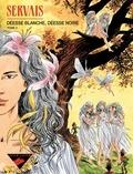 Jean-Claude Servais - Déesse blanche, déesse noire Tome 2 : .