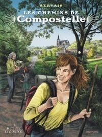Jean-Claude Servais - Les chemins de Compostelle Tome 1 : Petite licorne.
