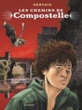 Jean-Claude Servais - Les chemins de Compostelle Tome 4 : Le vampire de Bretagne.