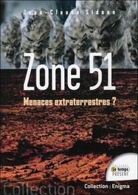 Jean-Claude Sidoun - Zone 51.