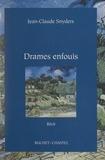 Jean-Claude Snyders et Georges Snyders - Drames enfouis.