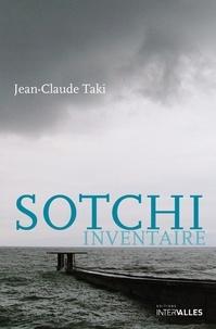 Jean-Claude Taki - Sotchi inventaire.