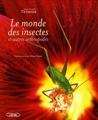 Le monde des insectes et autres arthropodes.pdf