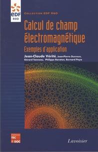 Calcul de champ électromagnétique - Exemples dapplications.pdf