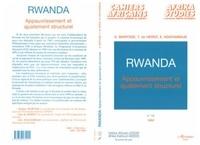 Jean-Claude Willame - Cahiers africains : Afrika Studies  : Rwanda - Appauvrissement et ajustement structurel.