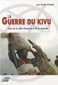 Jean-Claude Willame - La guerre du Kivu - Vues de la salle climatisée et de la véranda.