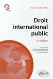 Jean-Claude Zarka - Droit international public.