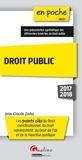 Jean-Claude Zarka - Droit public.