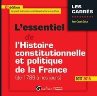 Lessentiel de lhistoire constitutionnelle et politique de la France (de 1789 à nos jours).pdf