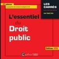Jean-Claude Zarka - L'essentiel du droit public.