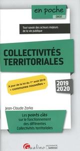 Ebook à télécharger gratuitement pdf Les collectivités territoriales 9782297075008