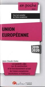 Manuels en ligne à télécharger gratuitement Union européenne (Litterature Francaise) par Jean-Claude Zarka 9782297074957