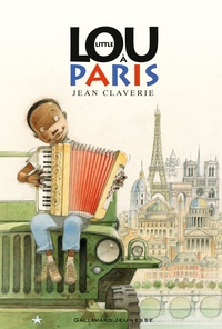 Jean Claverie - Little Lou  : Little Lou à Paris.