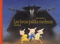 Jean Claverie - Trois petits cochons.