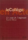 Jean-Clet Martin - Le corps de l'empreinte - Etudes photographiques.