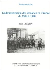 Feriasdhiver.fr L'administration des douanes en France de 1914 à 1940 Image