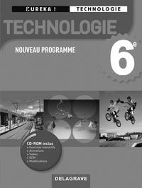Jean Cliquet - Technologie 6e - Livre du professeur.