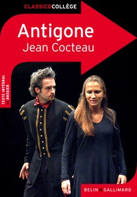 Jean Cocteau - Antigone.