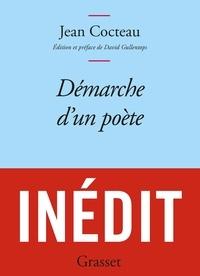 Jean Cocteau - Démarche d'un poète.