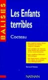 Jean Cocteau et Bernard Valette - .