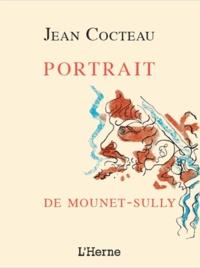 Jean Cocteau - Portrait de Mounet-Sully.