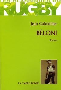 Jean Colombier - Béloni.