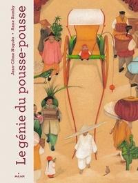 Jean-Côme Noguès et Anne Romby - Le génie du pousse-pousse - Avec une illustration offerte.
