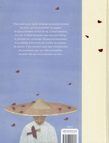 Le génie du pousse-pousse. Avec une illustration offerte  Edition collector