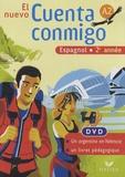 Jean Congar - Espagnol 2e année El nuevo Cuenta conmigo - DVD vidéo.