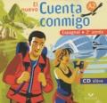 Jean Congar - Espagnol 2e année El nuevo Cuenta conmigo - CD audio élève.