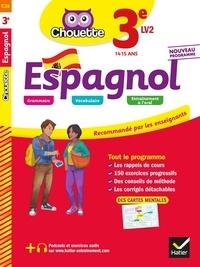Téléchargez le livre pour kindle Espagnol 3e - LV2 (niveau A2)  - cahier d'entraînement et de révision