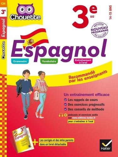 Espagnol 3e Lv2 Grand Format