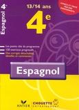 Jean Congar - Espagnol 4e - 13-14 Ans.