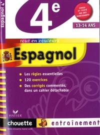 Espagnol 4e - Jean Congar |