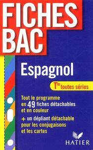 Jean Congar - Espagnol Tle Toutes séries.