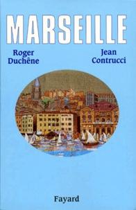 Jean Contrucci et Roger Duchêne - .