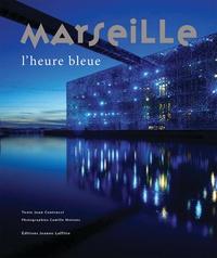 Jean Contrucci et Camille Moirenc - Marseille - L'heure bleue.