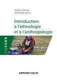 Jean Copans et Nicolas Adell - Introduction à l'ethnologie et à l'anthropologie.