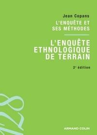 Jean Copans - L'enquête et ses méthodes : l'enquête ethnologique de terrain.