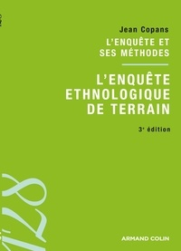 Jean Copans - L'enquête ethnologique de terrain.